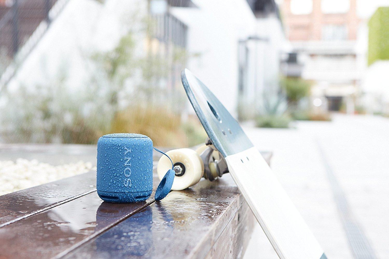 Sony SRS-XB10 Portable Wireless Speakers - Blue image