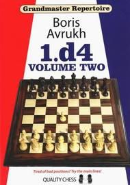 Grandmaster Repertoire: Volume 2 by Boris Avrukh image