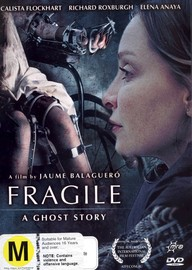 Fragile - A Ghost Story on DVD image