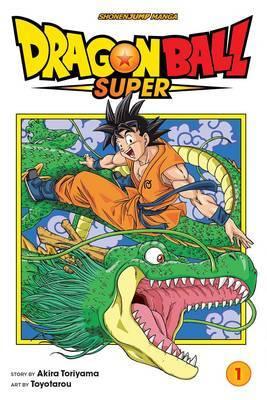 Dragon Ball Super, Vol. 1 by Akira Toriyama