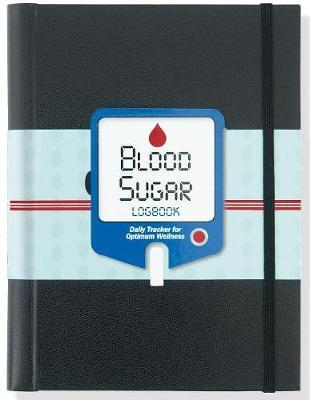 Blood Sugar Logbook by Claudine Gandolfi