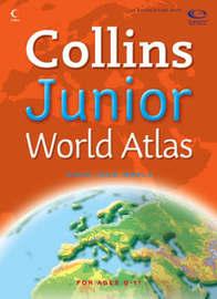 Collins Junior World Atlas image