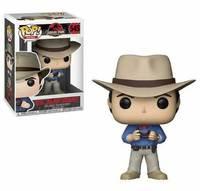 Jurassic Park: Dr. Alan Grant - Pop! Vinyl Figure image