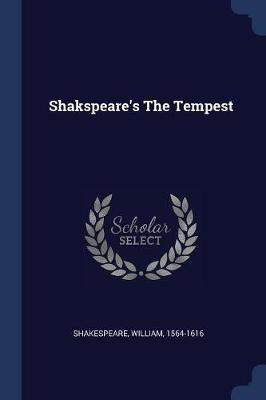 Shakspeare's the Tempest by William Shakespeare