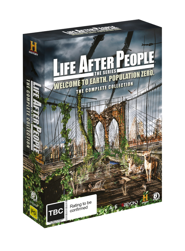 Life After People: The Complete Collection on DVD