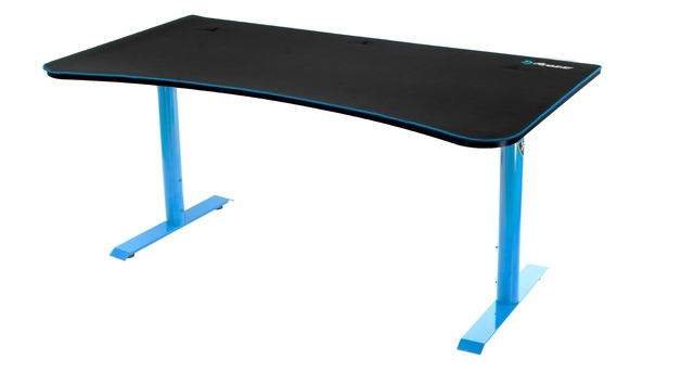 Arozzi Arena Gaming Desk (Blue) for