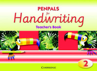 Penpals for Handwriting Year 2 Teacher's Book by Gill Budgell image
