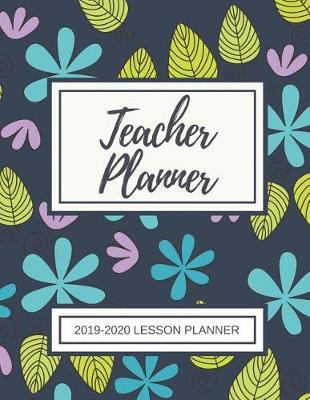 Lesson Planner for Teachers by Pretty Simple Planners image