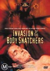 Invasion Of The Body Snatchers on DVD