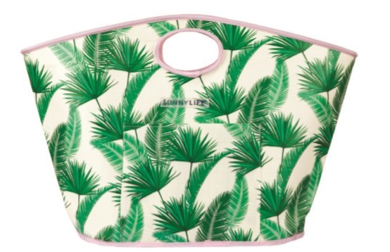 Sunnylife: Carryall Bag - Kasbah Green