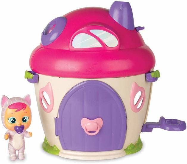 Cry Babies Magic Tears Katies House Playset