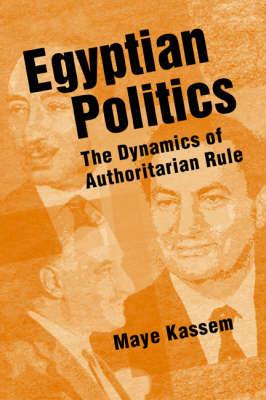 Egyptian Politics by Maye Kassem image