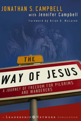 The Way of Jesus by Jonathan Campbell image