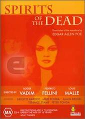 Spirits Of The Dead on DVD
