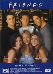 Friends Series 5 Vol 3 on DVD
