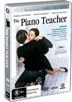 The Piano Teacher on DVD image
