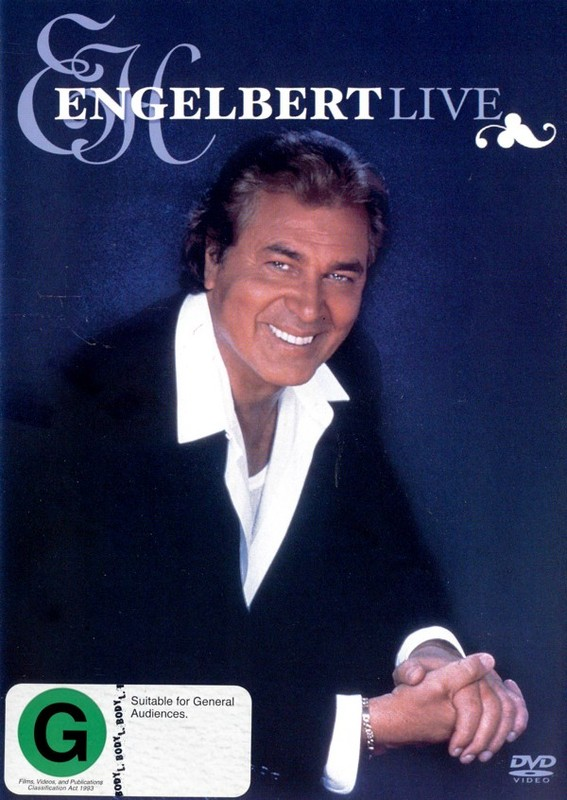 Engelbert Humperdinck - Live on DVD
