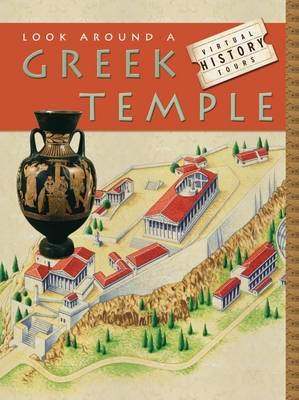 Look Around a Greek Temple by Richard Dargie