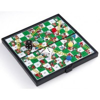 Magnetic Snakes & Ladders 10""
