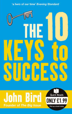 The 10 Keys to Success by John Bird image