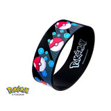 Pokemon Pokeball Silicone Bracelet