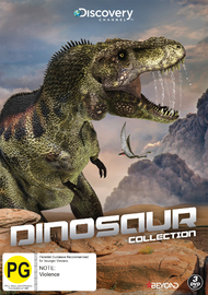 Dinosaur Collection on DVD