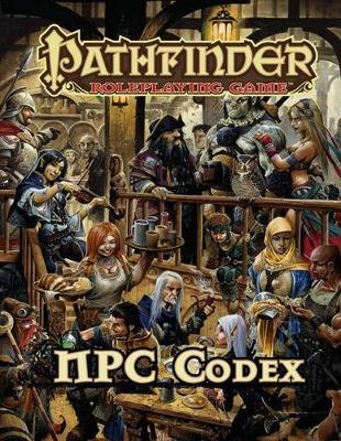 Pathfinder Roleplaying Game: NPC Codex by Jason Bulmahn image