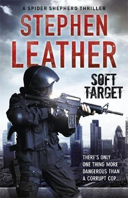 Soft Target by Stephen Leather image