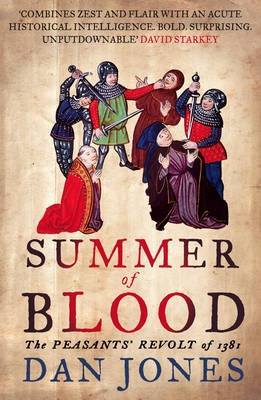 Summer of Blood by Daniel Jones