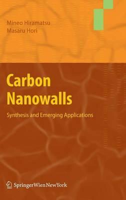 Carbon Nanowalls by Mineo Hiramatsu image