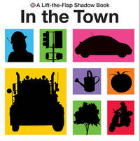 Lift-The-Flap Shadow Book in the Town image