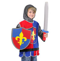 Melissa & Doug: Knight Costume Role Play Set