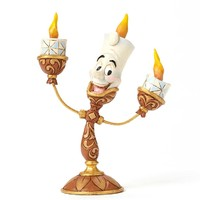 Disney Traditions: Beauty & the Beast - Lumiere Statue