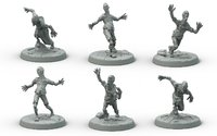 Fallout: Wasteland Warfare Wasteland Creatures: Feral Ghouls