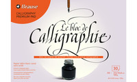 Brause: Calligraphy Pad - A5 (30 Sheets) image