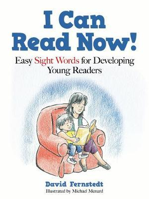 I Can Read Now! by David Fernstedt image