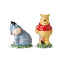 Disney Pooh and Eeyore Salt and Pepper Shaker Set