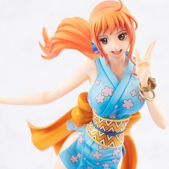 One Piece P.O.P: Warriors Alliance Nami - PVC Figure