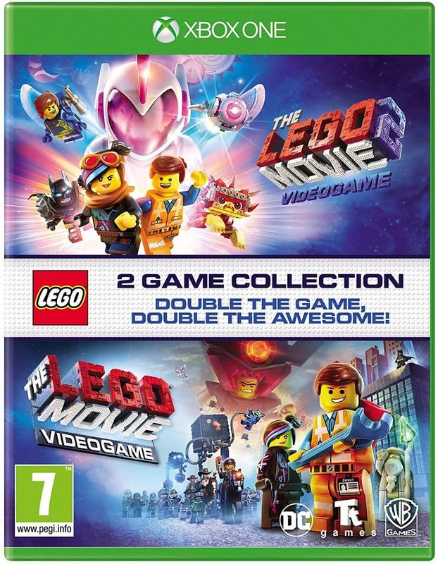 LEGO Movie 2 Game Collection for Xbox One