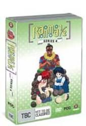 Ranma 1/2 - Series 4 (5 Disc Box Set) on DVD