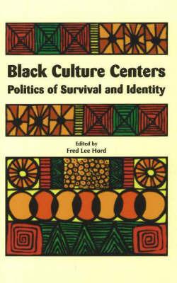 Black Culture Centers