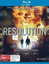 Resolution on Blu-ray