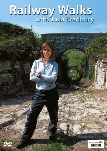 BBC Railway Walks With Julia Bradbury on DVD