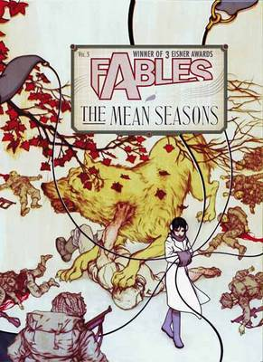 Fables TP Vol 05 The Mean Seasons by Bill Willingham image