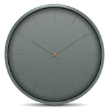 LEFF Amsterdam: Tone 35 Wall Clock - Grey