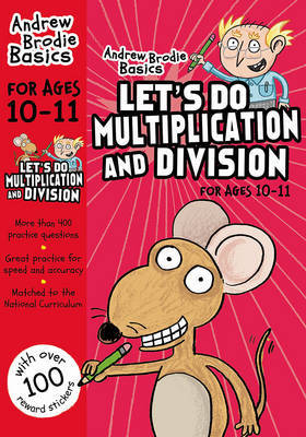 Let's do Multiplication and Division 10-11 by Andrew Brodie image