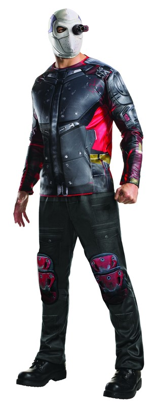 DC Comics: Deadshot Deluxe Costume