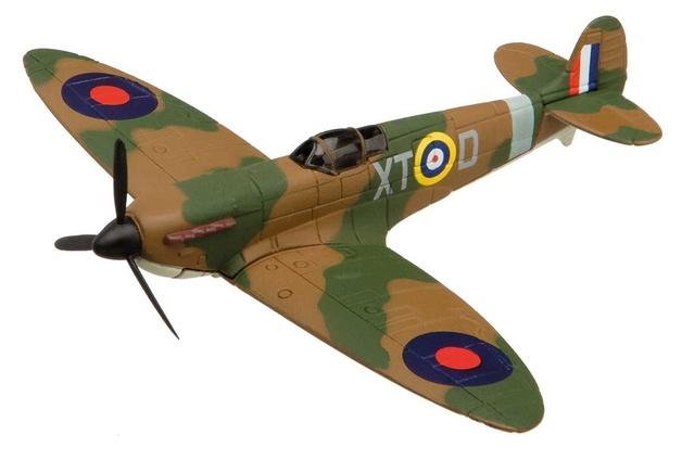 Corgi: Showcase Supermarine Spitfire - Diecast Model