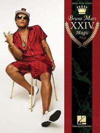 Bruno Mars by Hal Leonard Publishing Corporation