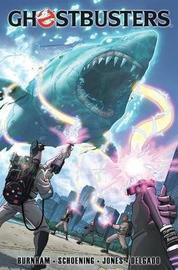 Ghostbusters Volume 4 Who Ya Gonna Call? by Erik Burnham